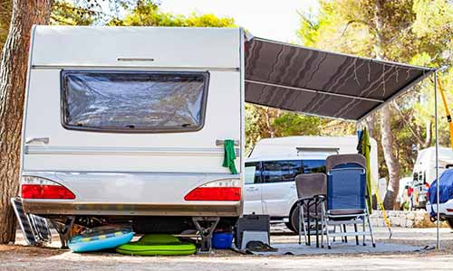 Camping Souvenir ti propone questa sistemazione: Pitches for Tent